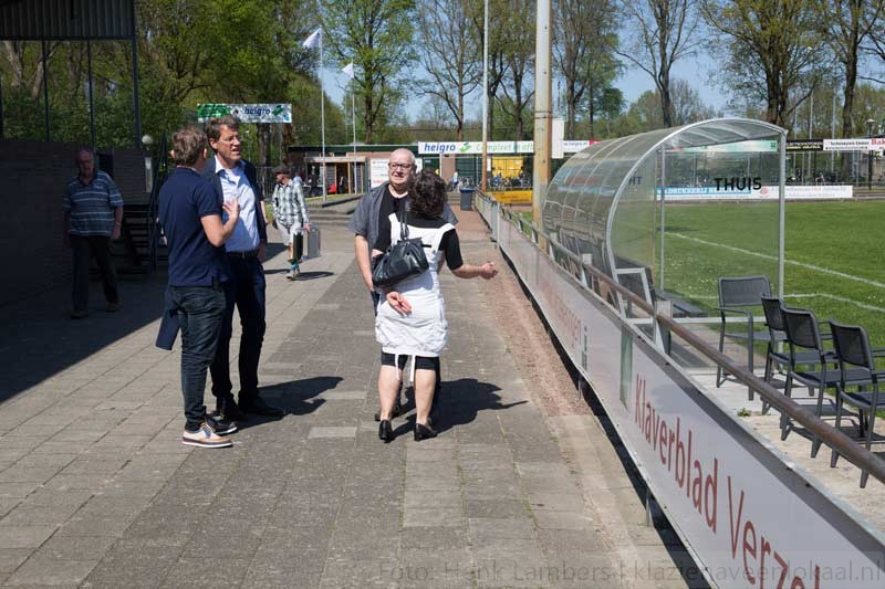 FC Klazienaveen, EOP, Eric van Oosterhout